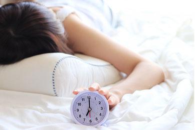 朝はスッキリ目覚めたいですね
