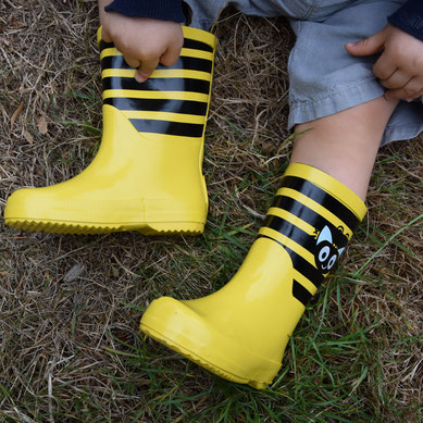Rouchette, bottes de pluie pour enfants ZAMIS
