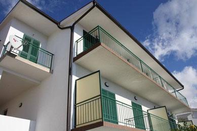 Апартаменты в Бреле в центре с видом на море