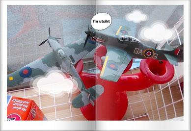 Airfix modeller fulminaria garn butik i ludvika