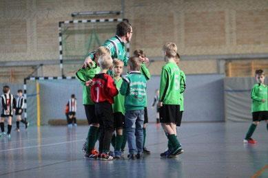 Bild:Die Kinder ohne Schiedsrichter!