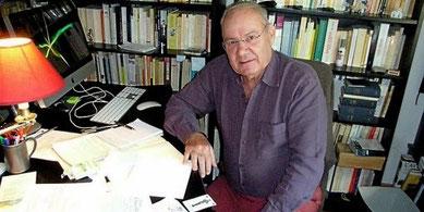 Frédéric Musso, giornalista, saggista e scrittore