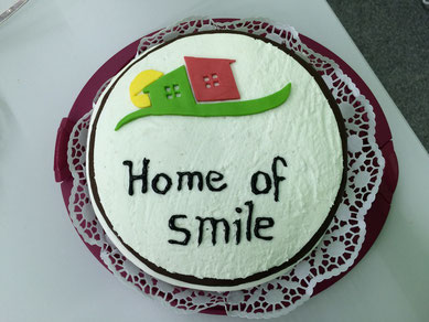 selbstgebackener Kuchen von meiner lieben Arbeitskollegin Sandra