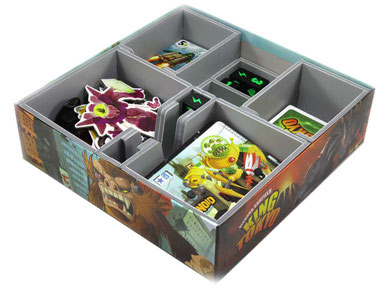 king of tokyo insert organizer board game foamcore