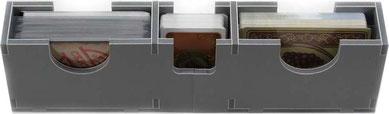 folded space insert organizer viticulture foam core
