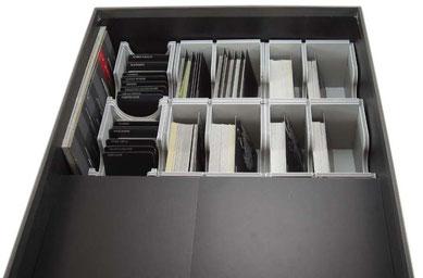 KDM KDM+ kingdom death monster insert organizer foamcore folded space