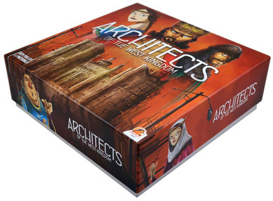folded space insert organizer architects of the west kingdom age of artisans