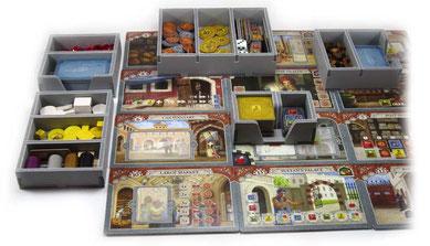 istanbul insert organizer board game foamcore