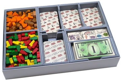 folded space insert organizer food chain magnate the ketchup mechanism & other ideas