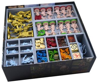 folded space insert organizer blood rage mystics of midgard gods of asgard 5-th player expansion promos box