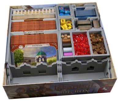 folded space insert organizer istanbul big box
