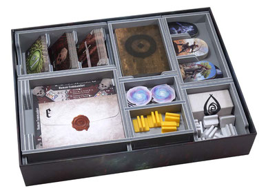 folded space insert organizer gloomhaven forgotten circles foam core