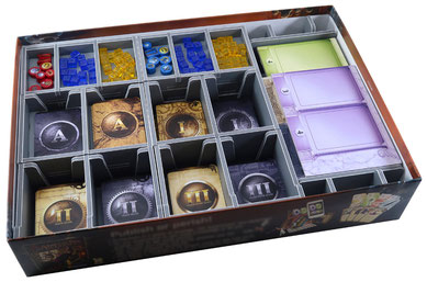 folded space insert organizer through the ages a new story of civilisation