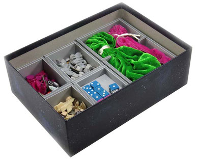 eclipse expansion insert organizer foamcore folded space