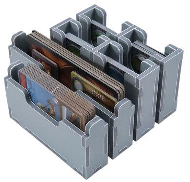 folded space insert organizer  champions of midgard foam core
