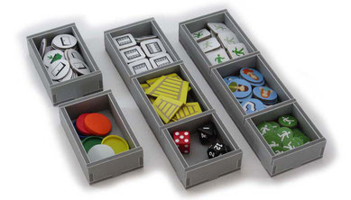 folded space insert organizer flash point foam core
