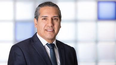 Mauricio López has been Head of Business Development & International Sales at meteocontrol GmbH since April 1, 2021. Image source: meteocontrol GmbH