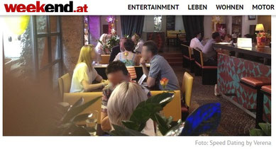 Presse: Speeddating von you & me in Salzburg by Verena