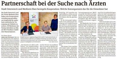 """Beitrag in der """"Halberstädter Volksstimme"""" vom 7. Juli 2020"""