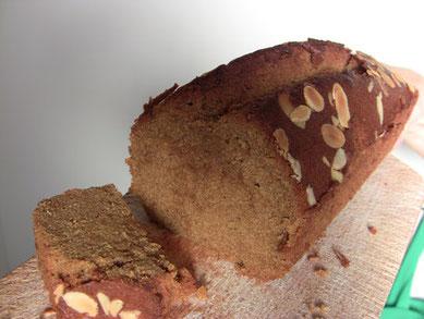 Quatre quart à la farine de millet brun