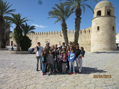 Grupo DRS en Sousse