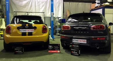 MINI Cooper F56 & MINI Clubman F54 Cooper S