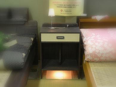 組子ベッド オプションパーツ ナイトボード
