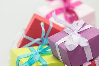 Geschenk für einen besonderen Anlass
