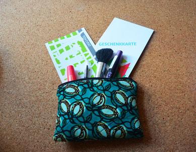 Gutschein für einen Make-up Kurs verschenken schminken lernen jugendweihe geschenk kindergeburtstag feiern