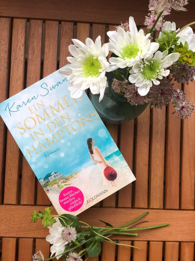 The Booklettes, Karen Swan Ein Sommer in den Hamptons