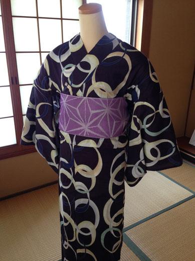 浴衣 yukata