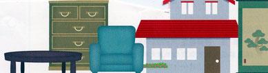 遺品整理、家財処分