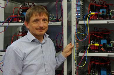 Prof. Tobias Reimann, TU Ilmenau und Geschäftsführer der ISLE GmbH