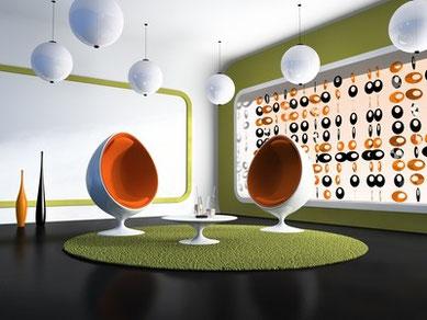 Retro is back! Der Trend hält Einzug im Wohnbereich | Photo Credit Depositphotos.com | Hot Port Life & Style