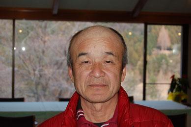 優勝者 須藤選手