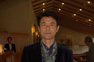 優勝者 田中選手
