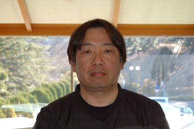 優勝者 岡田選手