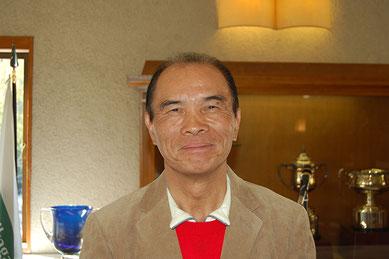 優勝者 遠藤選手