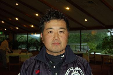 優勝者 丸橋選手