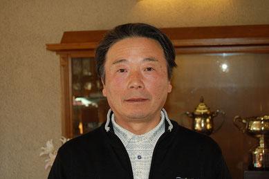 優勝者 佐藤選手