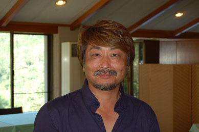 優勝者 川田選手