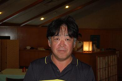 優勝者 吉田選手
