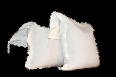 Sandsäcke aus PAC - Polyacryl