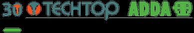 30 Jahre Icon & Logo - TECHTOP ADDA MOTOR GmbH in Rodgau