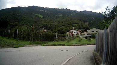 Alpen Italien Südtirol E5 Wandern Berge Meraner Höhenweg