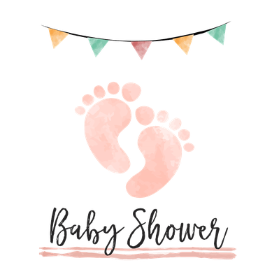 "<a href=""http://www.freepik.com/free-vector/watercolor-baby-shower-card-with-footprints_959126.htm"">Designed by Freepik</a>"