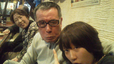実ちゃんのメガネを師匠かける~、その後、みんな、俺も俺もと、かけだす! メガネ猿~誕生~!