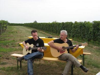 Jörg und Horst Dehmel