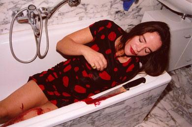 Katja Bienert as Maryanne in A Bouquet for a Kill (2007)