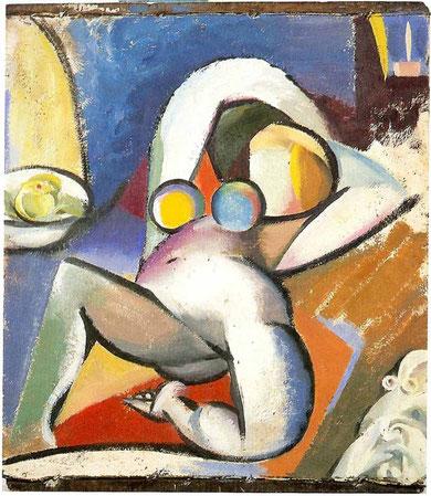 Reclining Figure 1945